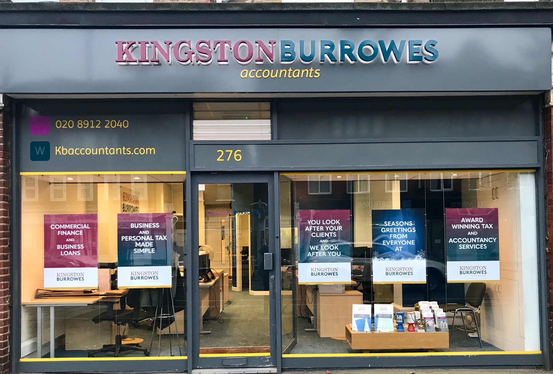 Commercial Finance Kingston, About Us